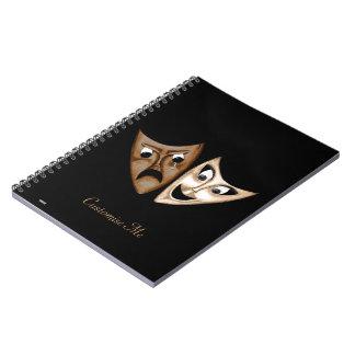 Tragedy & Comedy Notebook