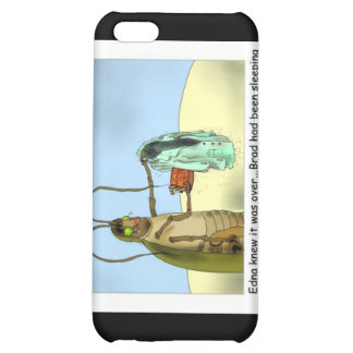 Tragedy @ Roach Motel Funny Gifts Mugs Etc iPhone 5C Case