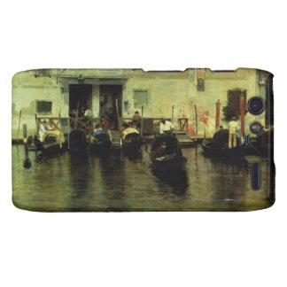 Traghetto della Maddalena, 1887 Droid RAZR Covers