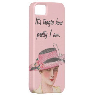 Tragically Pretty iPhone 5 Cover