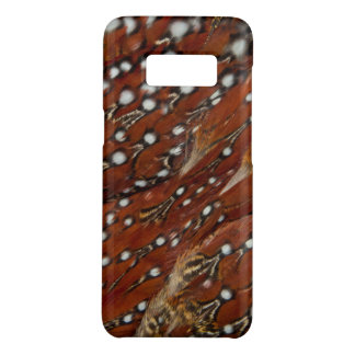 Tragopan Breast Feathers Detail Case-Mate Samsung Galaxy S8 Case