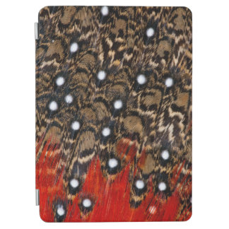 Tragopan Feathers Abstract iPad Air Cover