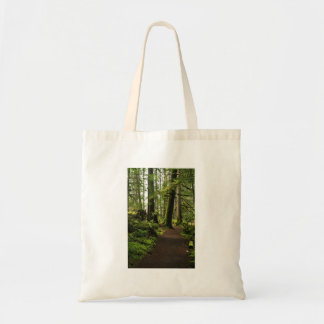 Trail Amongst Giants Tote Bag