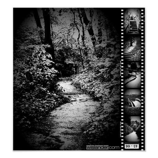 Trail Image Poster