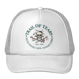Trail of Tears Cap