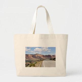 Trail of the Ancients Scenic Byway - Utah Jumbo Tote Bag
