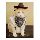 Trail Rider Bubba Postcard