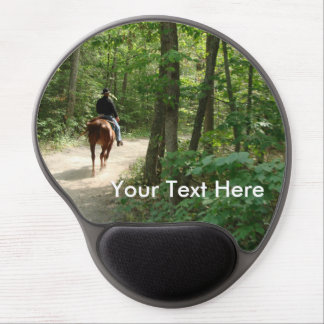 Trail Rider Gel Mouse Pad