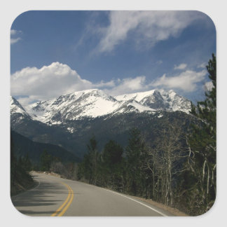Trail Ridge Road Rocky Mountain National Park CO Stickers