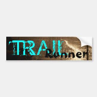 TRAIL Runner Bumper Sticker