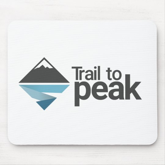 Trail to Peak Mouse Pad