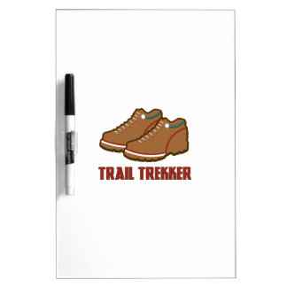 Trail Trekker Dry Erase Boards