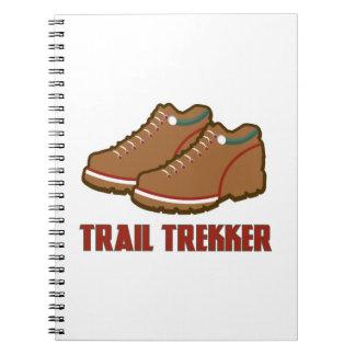 Trail Trekker Notebook