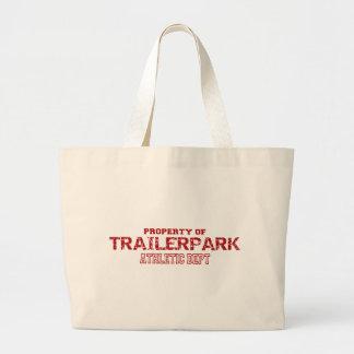 Trailer Park Athletic Dept Design Bags