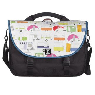 Trailer Park Colorful Pattern Bag For Laptop