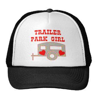 Trailer Park Girl Mesh Hat