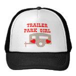 Trailer Park Girl Trucker Hat