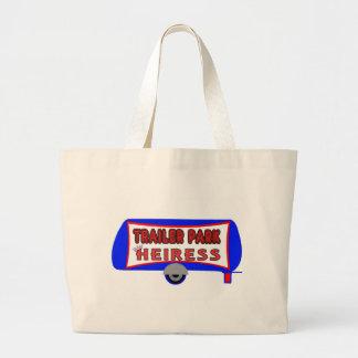 Trailer Park Heiress Bag