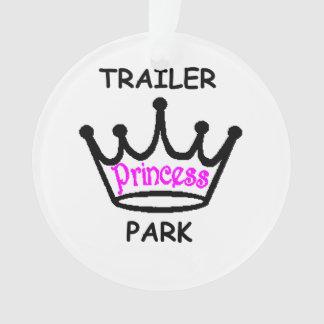 trailer park princess crown pink.png ornament