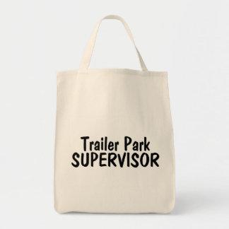 Trailer Park Supervisor Canvas Bags