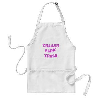 Trailer Park Trash Apron