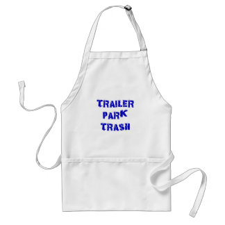 Trailer Park Trash Aprons