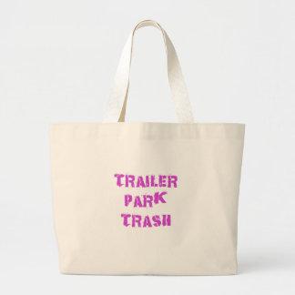 Trailer Park Trash Tote Bag