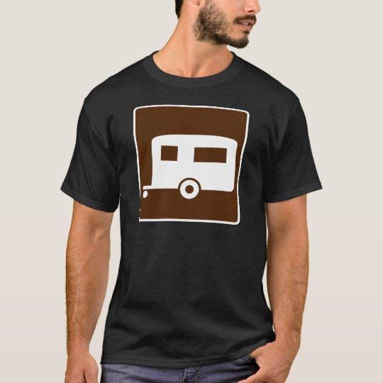 Trailer Street Sign T-Shirt