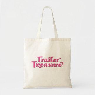 Trailer Treasure - Pink Bag