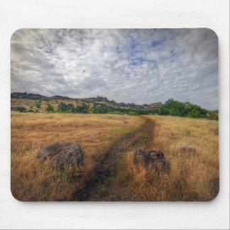 Trailhead, Upper Bidwell Park, Chico, Ca Mouse Mat