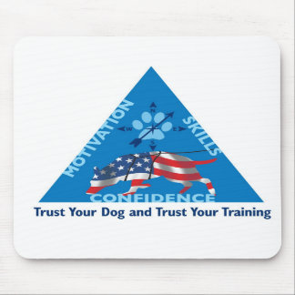 Trailing Mouse pad