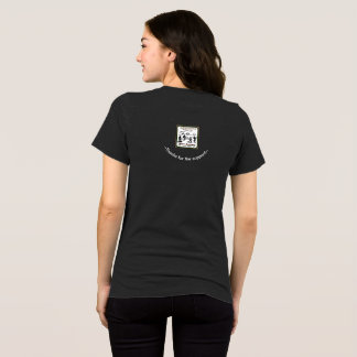 """Trails NOT Scales"" Women's Bella+Canvas Relaxed T-Shirt"