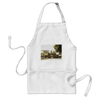 Train 1 apron