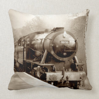 Train 21-22 Image Options Pillow