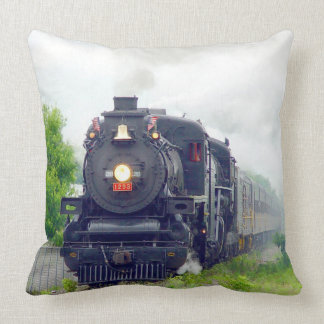 Train 23-24 Image Options Pillow
