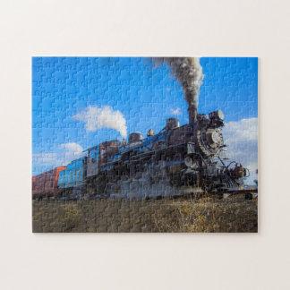 Train 24 jigsaw puzzle