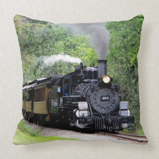 Train 29-30 Image Options Pillow