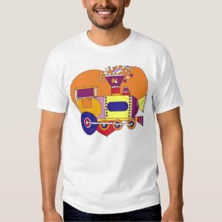 train 300dpi t shirts