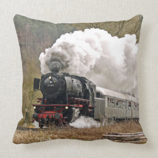 Train 34-35 Image Options Pillow