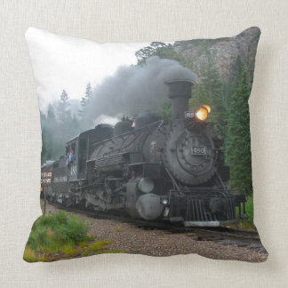 Train 38-39 Image Options Pillow
