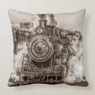 Train 6-7 Image Options Pillow