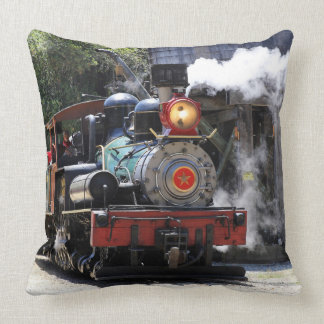 Train 8-9 Image Options Pillow