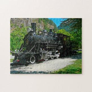 Train 8 jigsaw puzzle