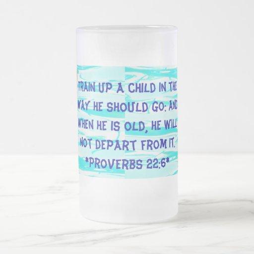 train a child  mug