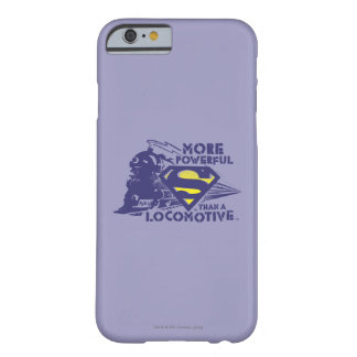Train and Logo Barely There iPhone 6 Case