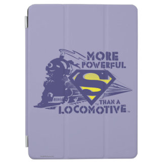 Train and Logo iPad Air Cover