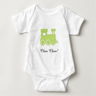 Train Baby Grow Perfect For A Baby Boy Baby Bodysuit