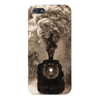 Train Case For The iPhone 5