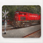 Train - Diesel - Morristown Erie Mousepads