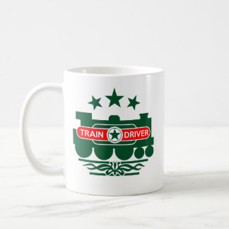 Train Driver Coffee Mug